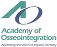 Academy of Osseointegration Advancing the Vision of Implant Dentistry